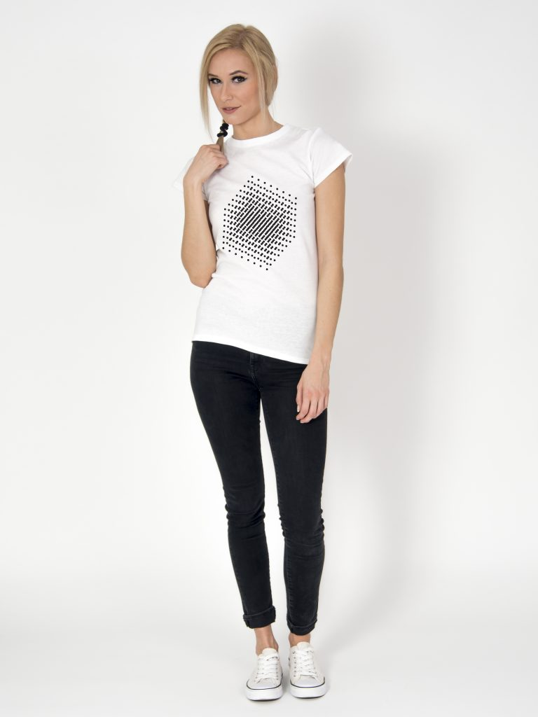 Tricou dama Perception (2)