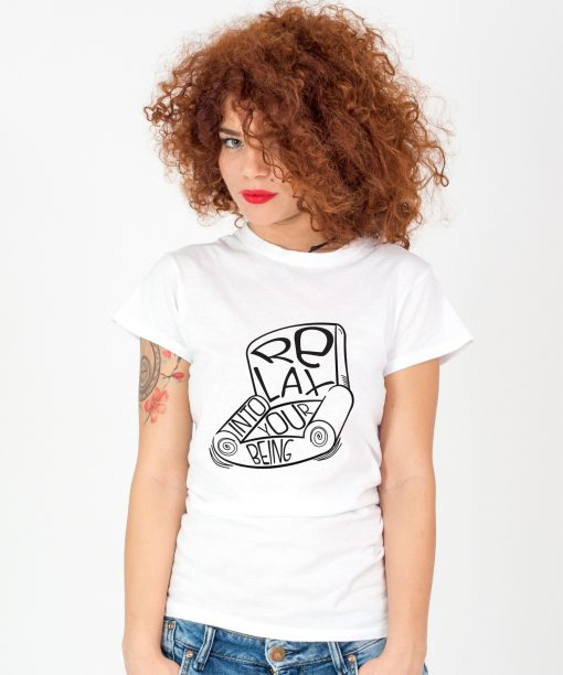 Tricou-dama-RELAX-INTO-YOUR-BEING-(1)