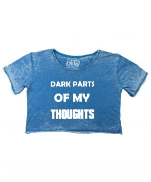 Tricou-dama-scurt-DARK-PARTS-OF-MY-THOUGHTS-(7)