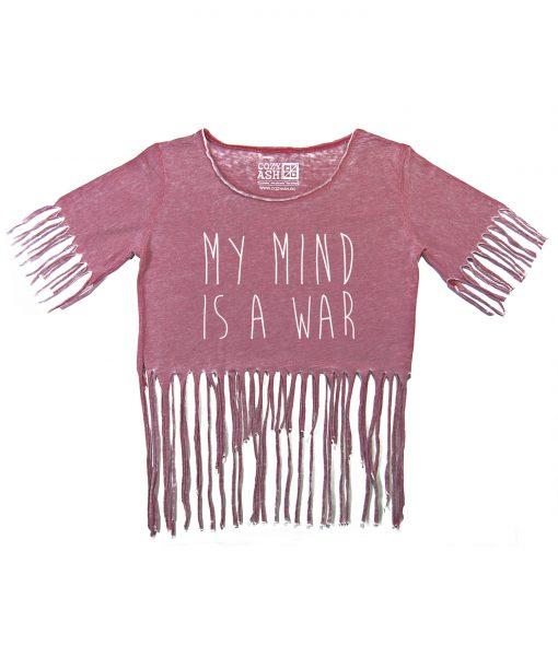 Tricou-dama-scurt-MY-MIND-IS-A-WAR-(5)