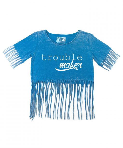 Tricou-dama-scurt-Trouble-maker-(4)