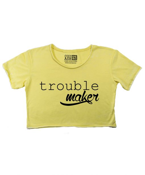 Tricou-dama-scurt-Trouble-maker-(7)