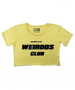 Tricou-dama-scurt-welcome-to-the-weirdos-club-(7)