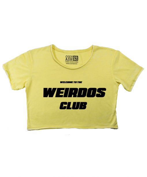 Tricou-dama-scurt-welcome-to-the-weirdos-club-(7)