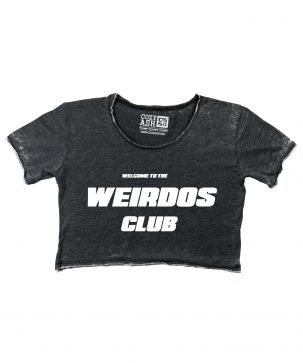 Tricou-dama-scurt-welcome-to-the-weirdos-club-(8)