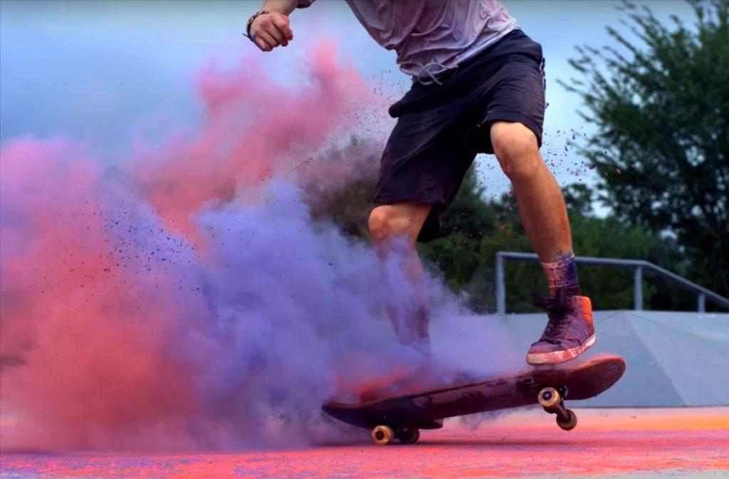 Trickuri skate