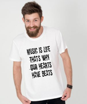 Tricou-barbati-Music-Is-Life-Thats-Why-Our-Hearts-Have-Beats-1b