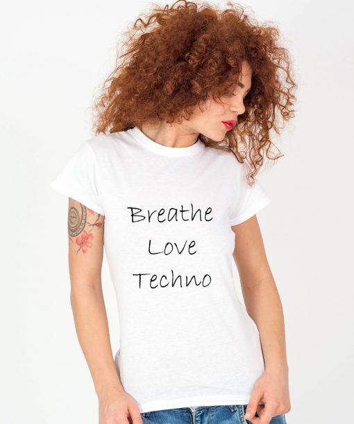 Tricou-dama-Breathe-Love-Techno-1b