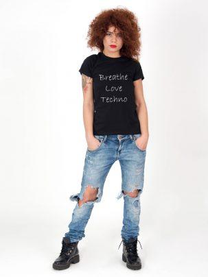 Tricou-dama-Breathe-Love-Techno-3b