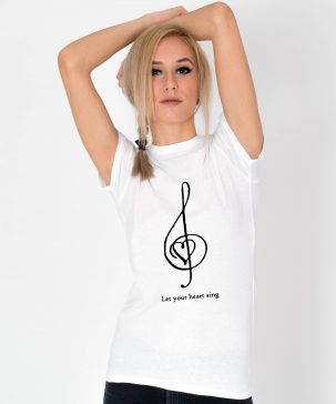 Tricou-dama-Let-Your-Heart-Sing.-1b
