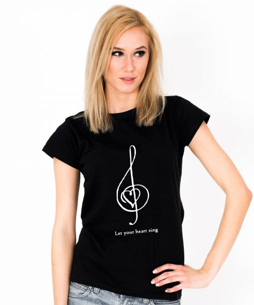 Tricou-dama-Let-Your-Heart-Sing.-2b