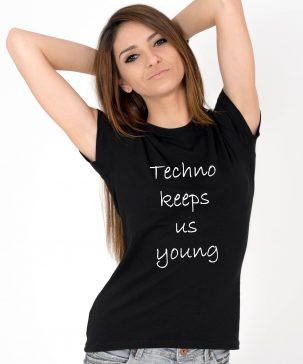 Tricou-dama-Techno-Keeps-Us-Young-2b