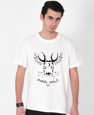 Tricou-Barbati-Priveste-cerbul-(1)