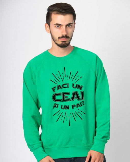 Bluza barbati Ceai si pai (1)