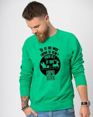 Bluza barbati Tripuri cu reni (2)