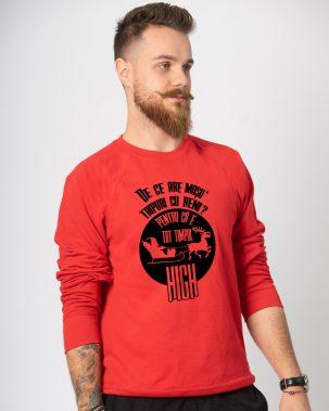 Bluza barbati Tripuri cu reni (3)