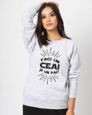 Bluza dama Ceai si pai (1)