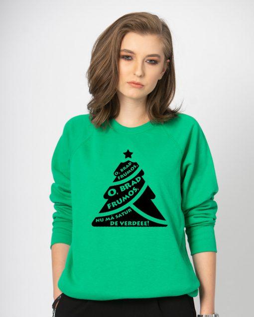 Bluza dama O brad frumos (1)