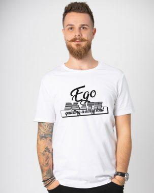Tricou barbati Ego death (4)