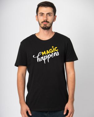 Tricou barbati Magic happens (5)