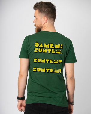 Tricou barbati Oameni suntem (1)