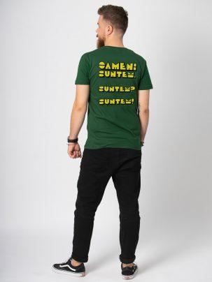 Tricou barbati Oameni suntem (2)
