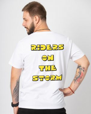 Tricou barbati Riders on the storm (4)