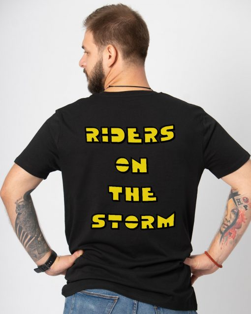 Tricou barbati Riders on the storm (5)