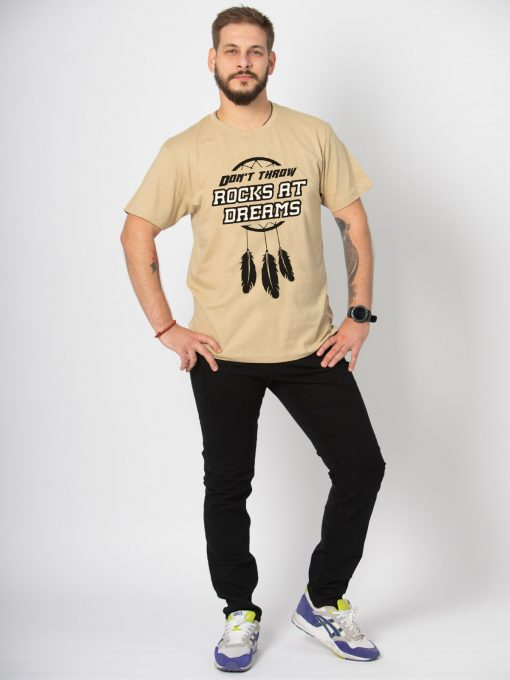 Tricou barbati Rocks and dreams (2)