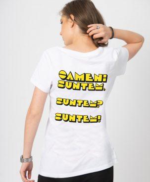 Tricou dama Oameni suntem (1)