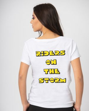 Tricou dama Riders on the storm (5)