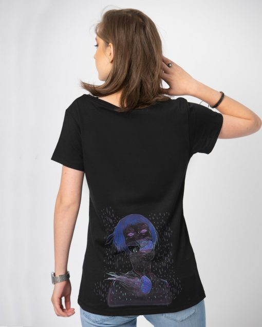 Tricou dama Thoughts (1)